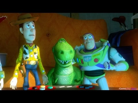 Toy Story 3  - Buzz Video Game