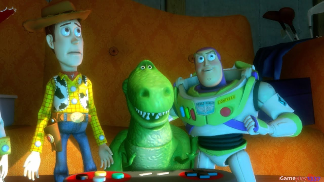 Witch Toy Story 3 Games : Toy story buzz video game youtube