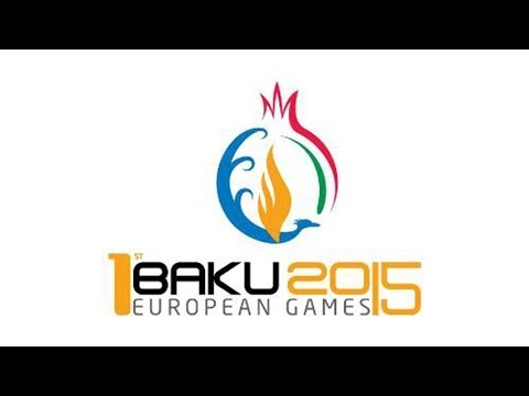 Азербайджан, Баку 2015 - Певрые Европейские Олимпийские Игры. Баку, Азербайджан, Олимпийские Игры.
