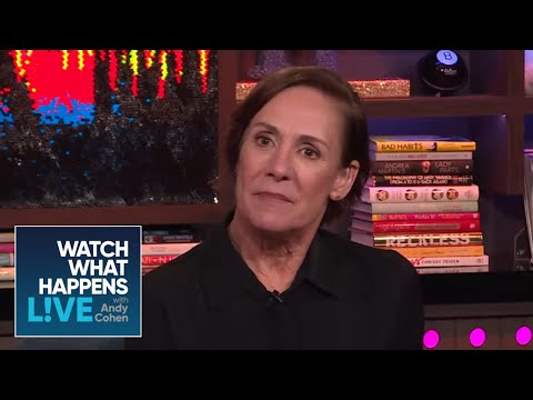 Outside The Actor's Studio With Laurie Metcalf And Jessica Walter  WWHL