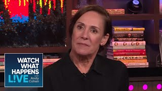 Outside The Actor's Studio With Laurie Metcalf And Jessica Walter | WWHL