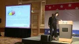Usfia GemCoin Conference Leonard Johnson