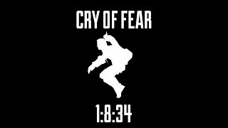 [OLD]Cry of Fear Speedrun - Any% (With Unlocks) 1:8:34 [10.10.2017 WR]