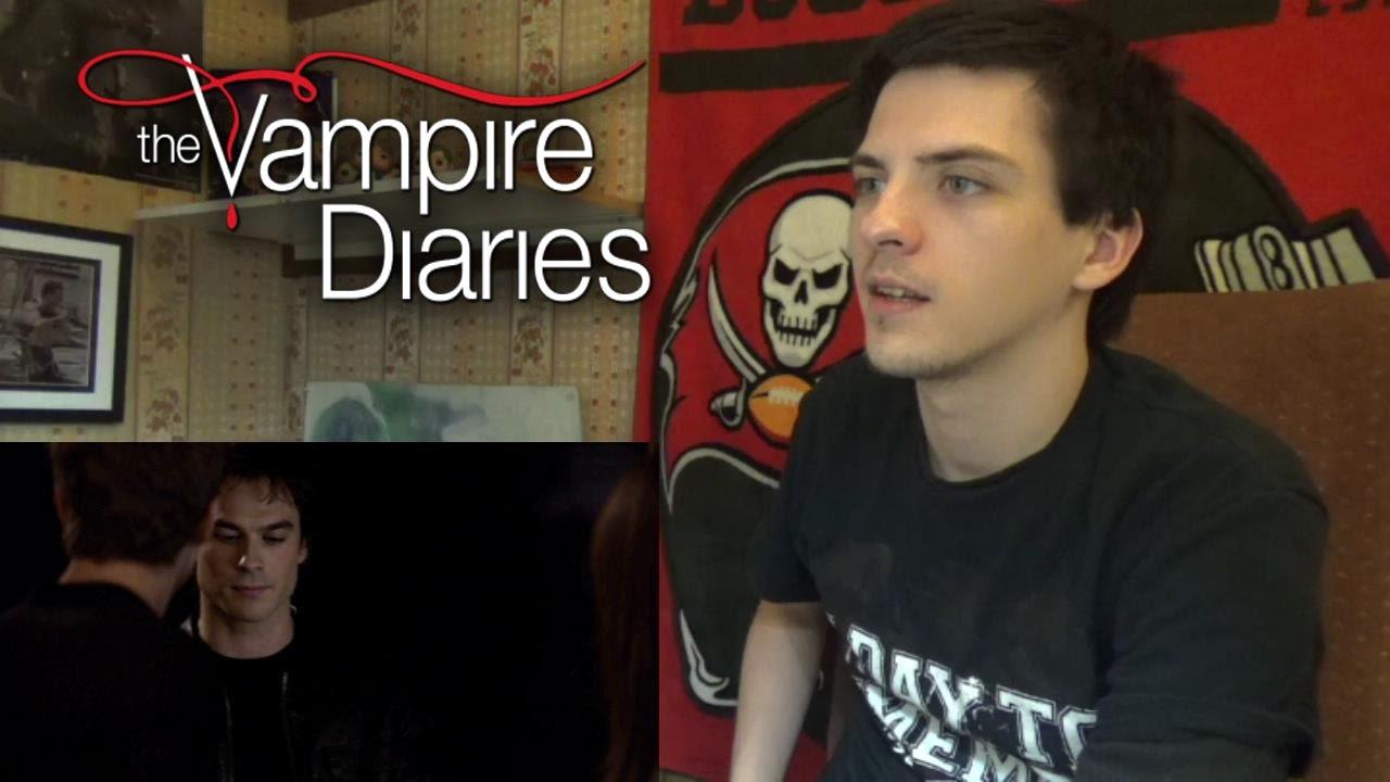 Download The Vampire Diaries - Season 1 Episode 3 (REACTION) 1x03