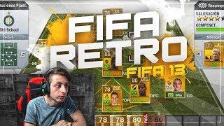 VUELVO A JUGAR A FIFA 13 7 AÑO…