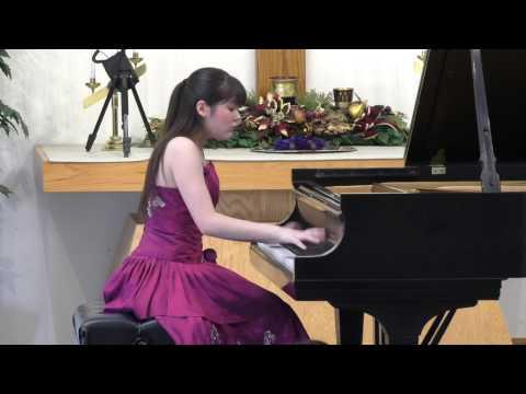 Umi Garrett // Liszt Hungarian Rhapsody No. 2