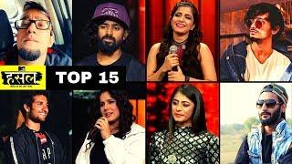 MTV Hustle TOP 15 Contestants Names List 2019 Revealed