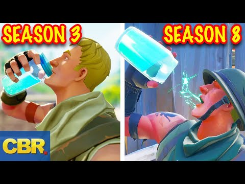 Ranking All 8 Fortnite Seasons From Worst To Best