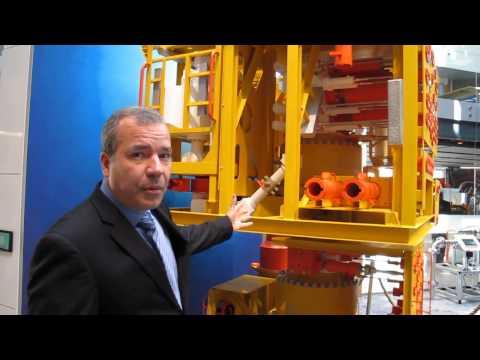 GE Subsea's DVXT på 40 sekunder