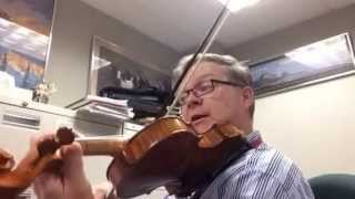 "Gavotte from ""Mignon"" Suzuki Violin Vol 2"