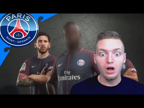 PSG FIFA 18 CAREER MODE - OVER £100,000,000 SPENT ON TWO SUPERSTAR TRANSFERS! #2