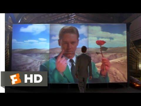 Virtuosity (3/9) Movie CLIP - I Will Not Be Shut Down (1995) HD