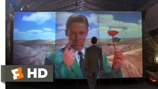 Virtuosity (3/9) Movie CLIP - I Will Not Be Shut Down (1995) HD