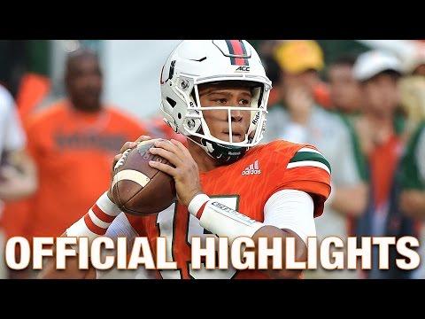 brad-kaaya-official-highlights-|-miami-hurricanes-quarterback