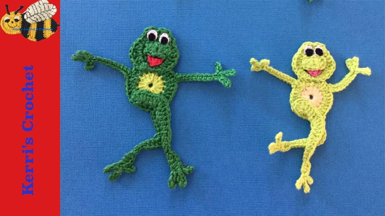 IndigoCat Crochet | Amigurumi To Go: Wee Bear Frog and Bunny | 720x1280