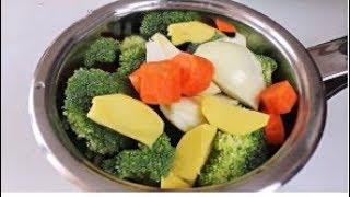 Kışa Damgasını Vuracak Brokoli Çorbası / Kış Çorbasi Tarifi / Çorbasi Tarifi / Sarayi