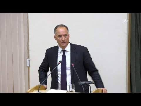 Лекция Константина Бабкина на кафедре предпринимательства и корпоративного управления МГИМО