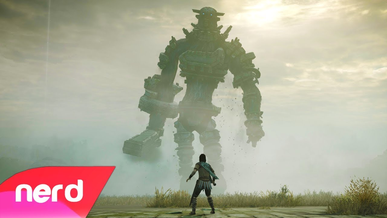 Shadow Of The Colossus Song | Mountain Roar | #NerdOut