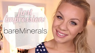 First impression: Bare Minerals Get Started Kit (i samarbete med Brallis)