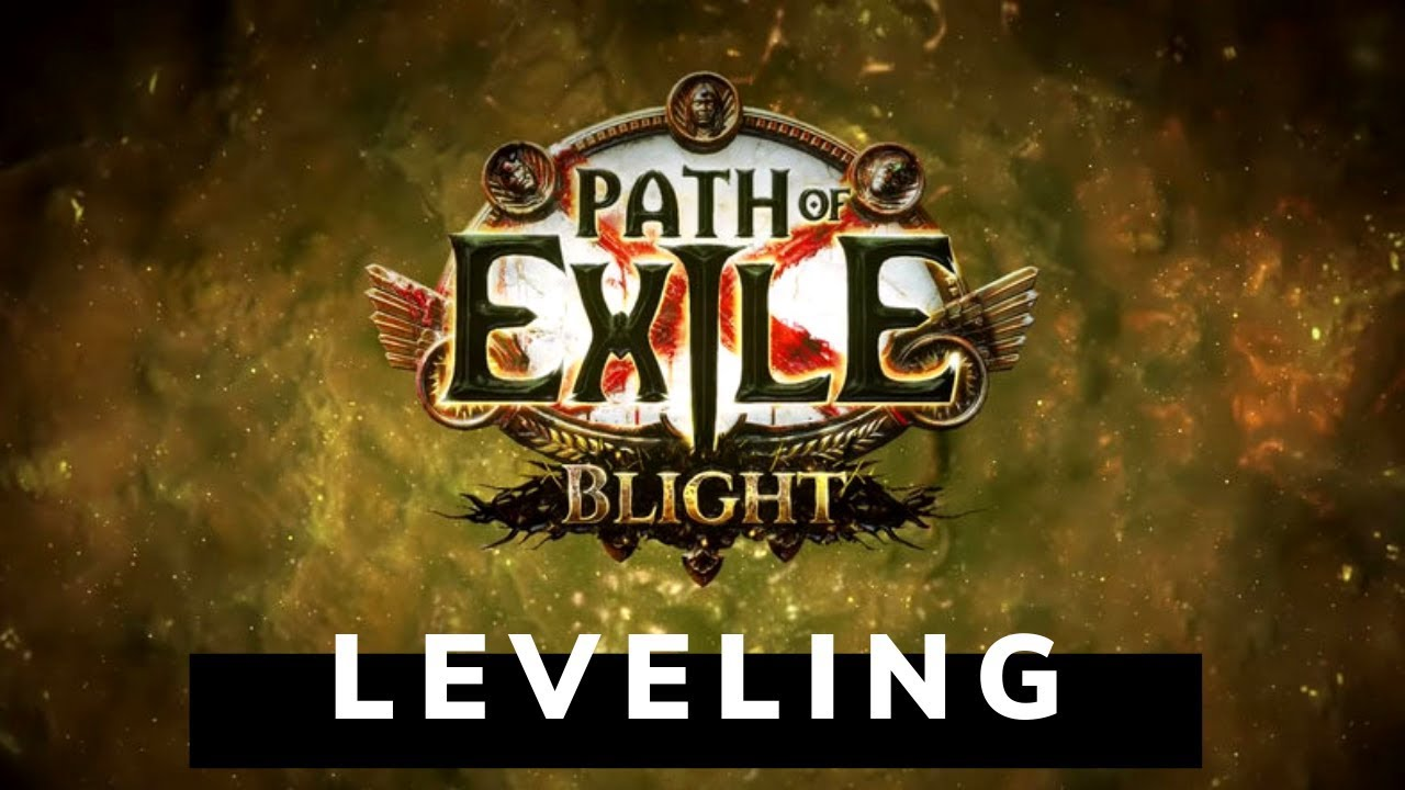 Path of Exile Blight -- Cobra Lash [leveling]