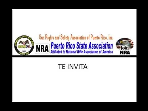 Gun Rights and Safety Association of Puerto Rico