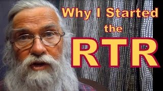 Video Why I Started the RTR download MP3, 3GP, MP4, WEBM, AVI, FLV Oktober 2018