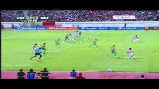 Wac 4 - Mca Algerie 0 CAF-Champions league 2011