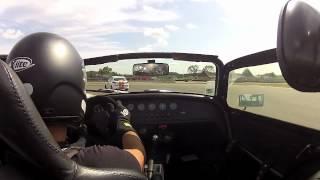 Circuit de Bresse 2 aout 2012 - Donkervoort D8 Cosworth