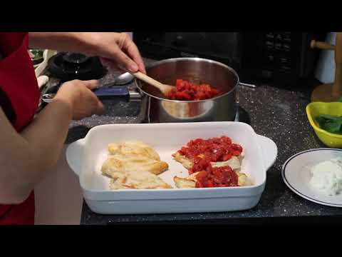 Pizza Topped Chicken | Slimming With Margaret | Slimming World