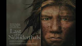 BTS- National Geographic Neanderthal Shoot