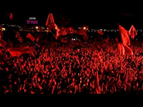 The Prodigy - Warriors Dance LIVE @ Glastonbury 2009