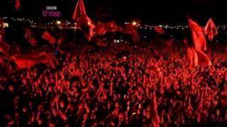 The Prodigy - Warriors Dance LIVE @ Glastonbury 2009