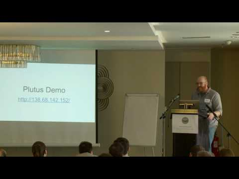 Darryl McAdams: Writing Smart Contracts on Plutus
