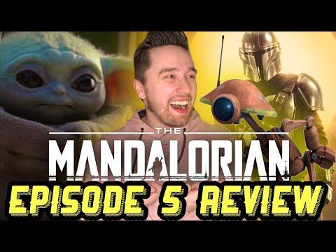 The Mandalorian Episode 5 Review   Disney+ (SPOILERS)