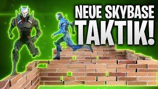 DIE NEUE SKYBASE TAKTIK! 🔥 | Fortnite: Battle Royale