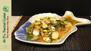 Portuguese Fish Stew Recipe By Mr D