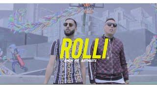 AMON ft. Artmasta - Rolli (Official Music Video)