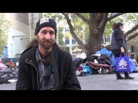 Not So Fine: Homeless In Melbourne