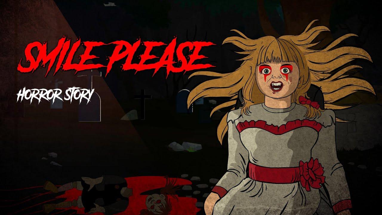 Smile Please Horror | Evil eye | Hindi Horror Stories | Hindi kahaniya | Animated Stories | | Bhoot