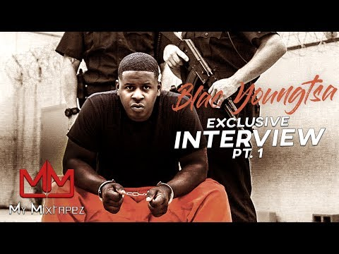 Blac Youngsta 'Im Innocent!...I Don't respect no rat'