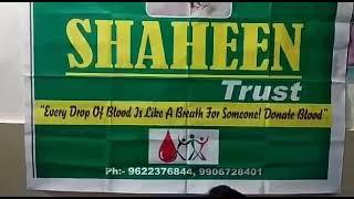 *SHAHEEN Trust organises Blood Donation Camp at District Hospital Kishtwar, DC Kishtwar ingurated ca