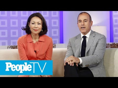 Ann Curry Says She Reported Matt Lauer For Sexual Harassment In 2012  PeopleTV