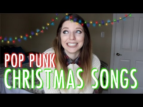 TOP 10 POP PUNK CHRISTMAS SONGS