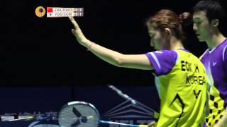 THAIHOT CHINA OPEN 2014 - F | XD Zhang N/Zhao Y L [1] (CHN) VS Yoo Y S/Eom H W (KOR)