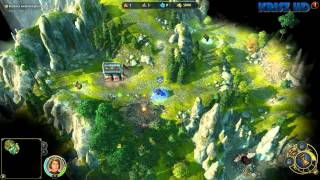 Might and Magic Heroes VI Gold Edition HD Gameplay