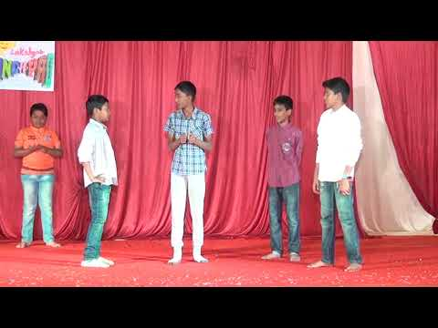 Mobile Over Usage  - Funny Skit By Students