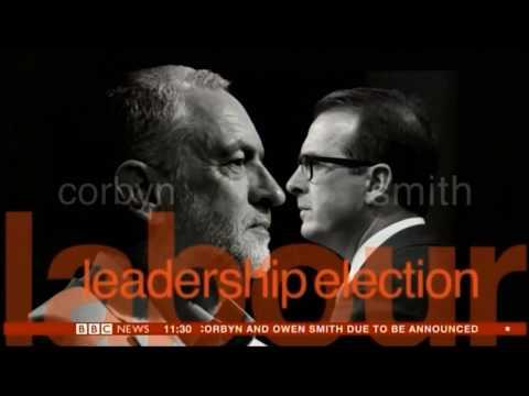 Jeremy Corbyn Wins Labour Leadership Election 2016   24Seven