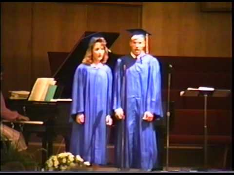 1989 Valley Christian High School Graduation Ceremony