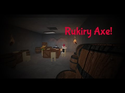 ROBLOX: Lumber Tycoon 2 - How to Get the Shark/Rukiry Axe