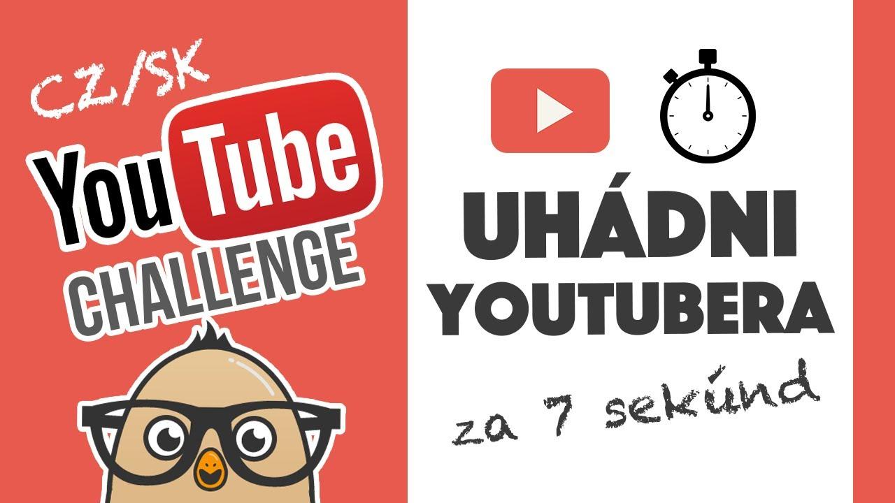 Challenge: Uhádni Youtubera za 7 sekúnd!